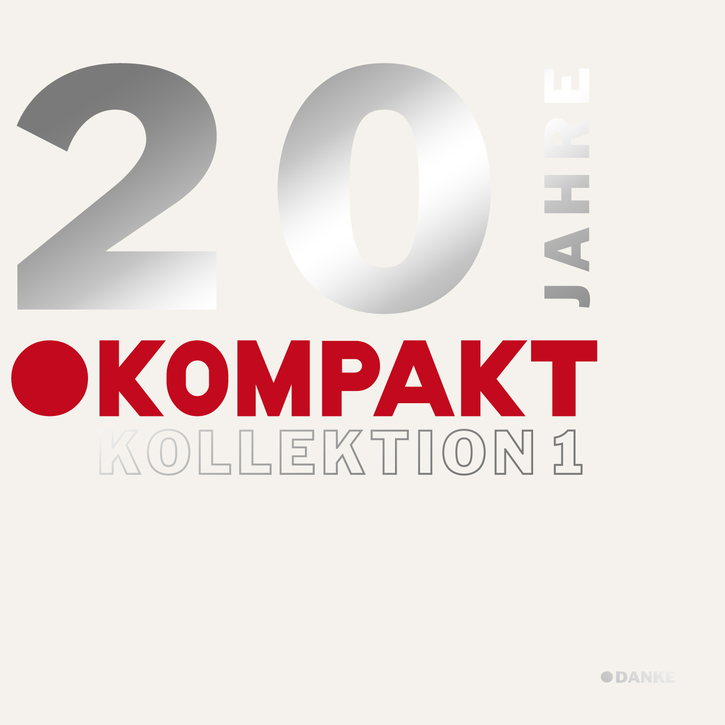 20 years of Kompakt - Compilation