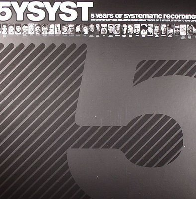 Systematic Label - 5 years of Systematic