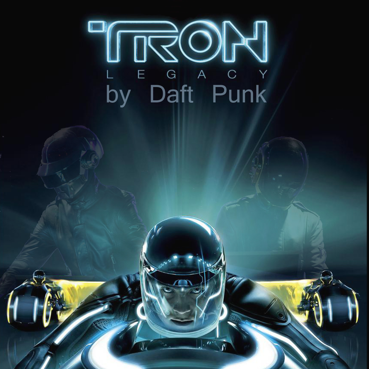 Daft Punk - Tron Legacy (Original Soundtrack)