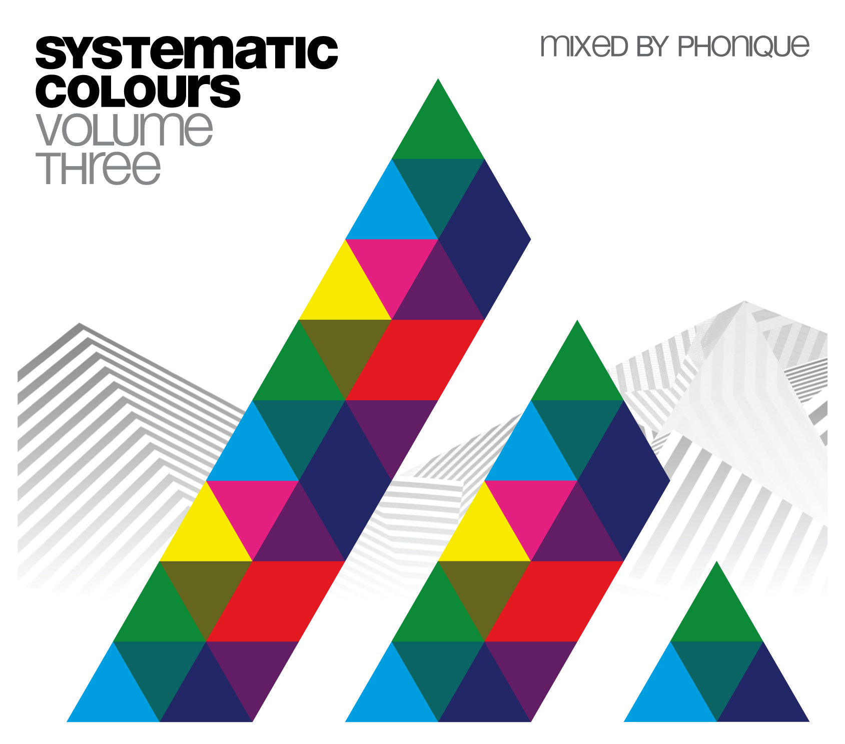 Systematic Colours - Volume Three (Mixed by Phonique)