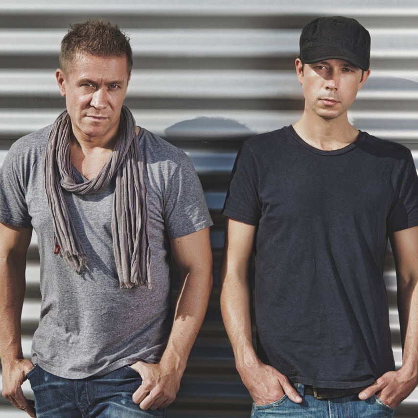Cosmic Gate - Interview