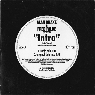Alan Braxe and Fred Falke - Intro