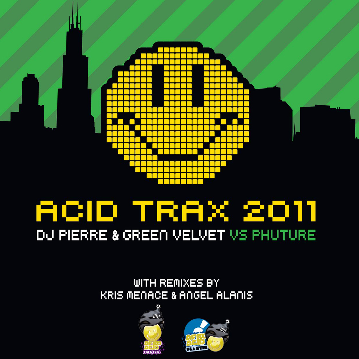DJ Pierre and Green Velvet Vs Phuture - Acid Trax 2011 EP