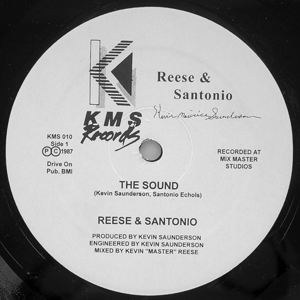 Reese and Santonio - The Sound