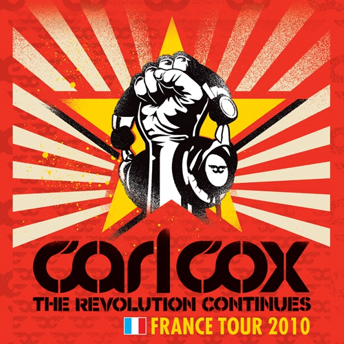 Carl Cox - The revolution continues
