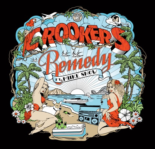 Crookers ft Miike Snow - Remedy