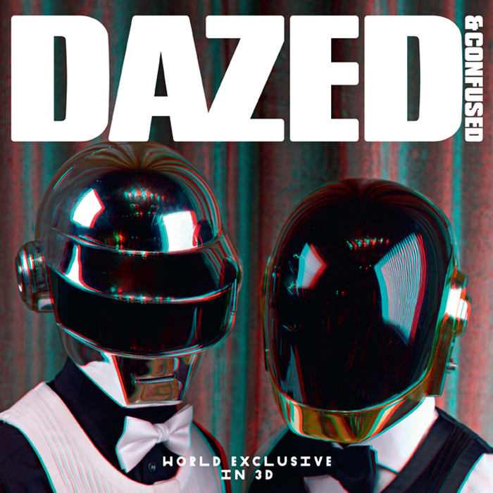 Daft Punk - Dazed and Confused (Photo shoot)