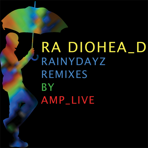 Radiohead - Video Tapez (Dj Amplive Mix)