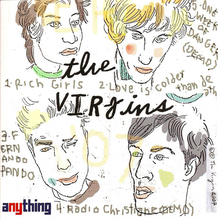 The Virgins - Rich Girls