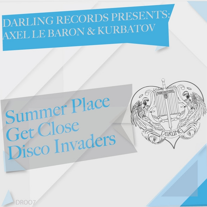 Axel Le Baron and Kurbatov - Summer Place EP