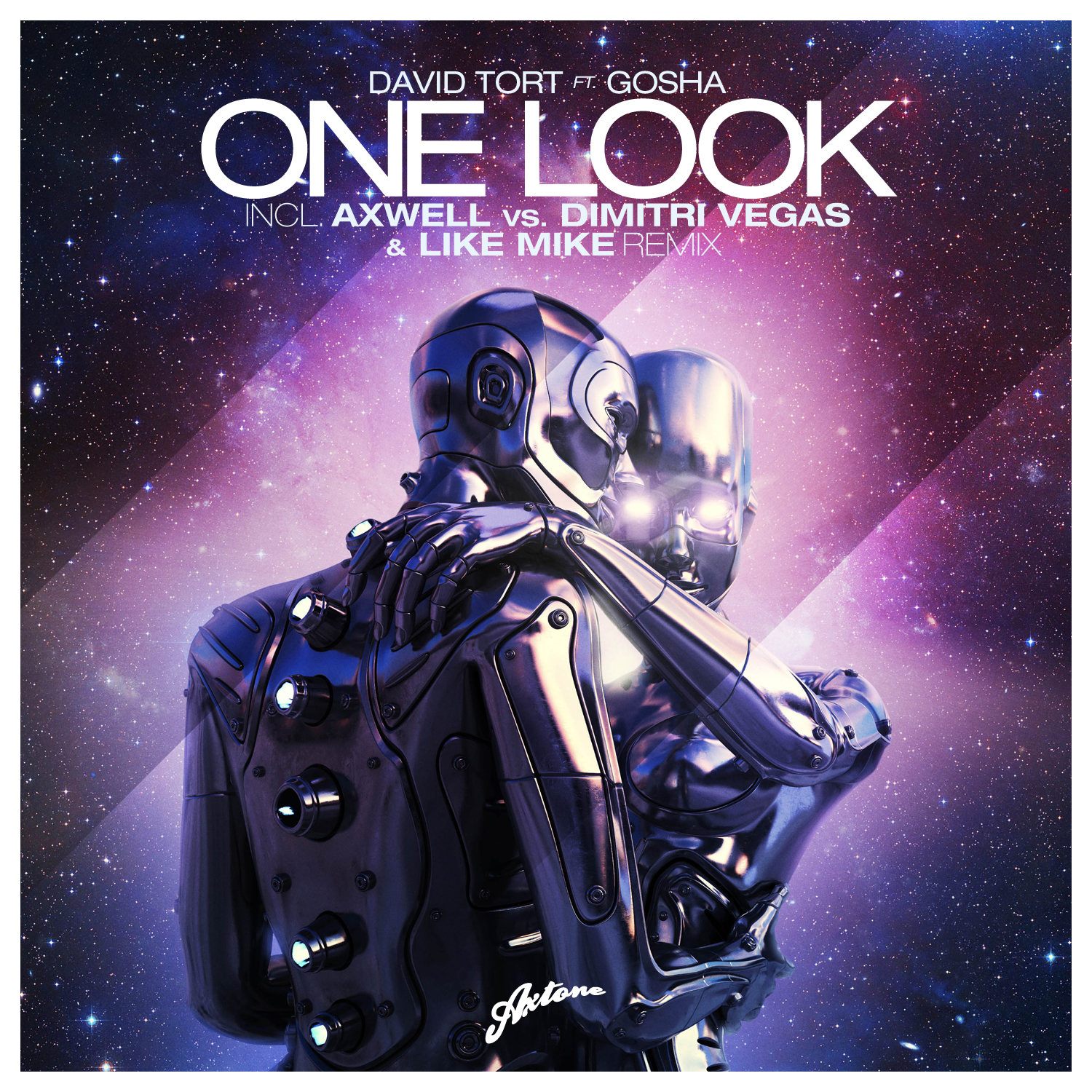 David Tort ft Gosha - One Look EP