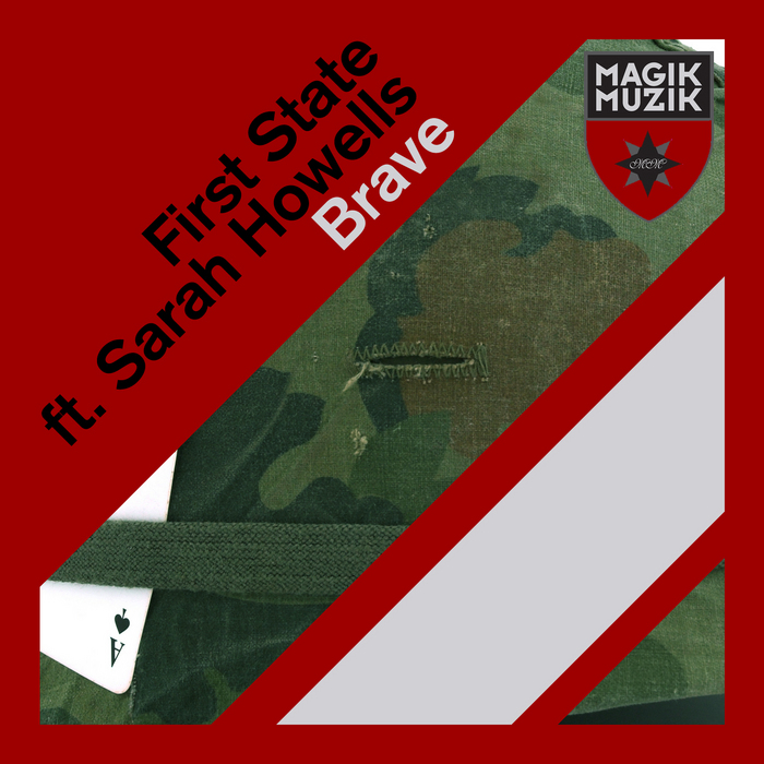 First State feat Sarah Howells - Brave (Jonas Steur Remix)