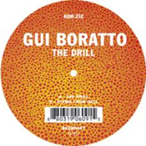 Gui Boratto - The drill EP