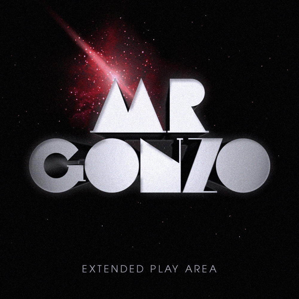 Mr Gonzo - Extended Play Area EP