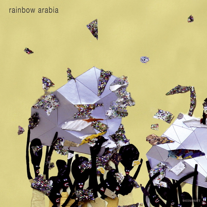 Rainbow Arabia - Boys and diamonds EP