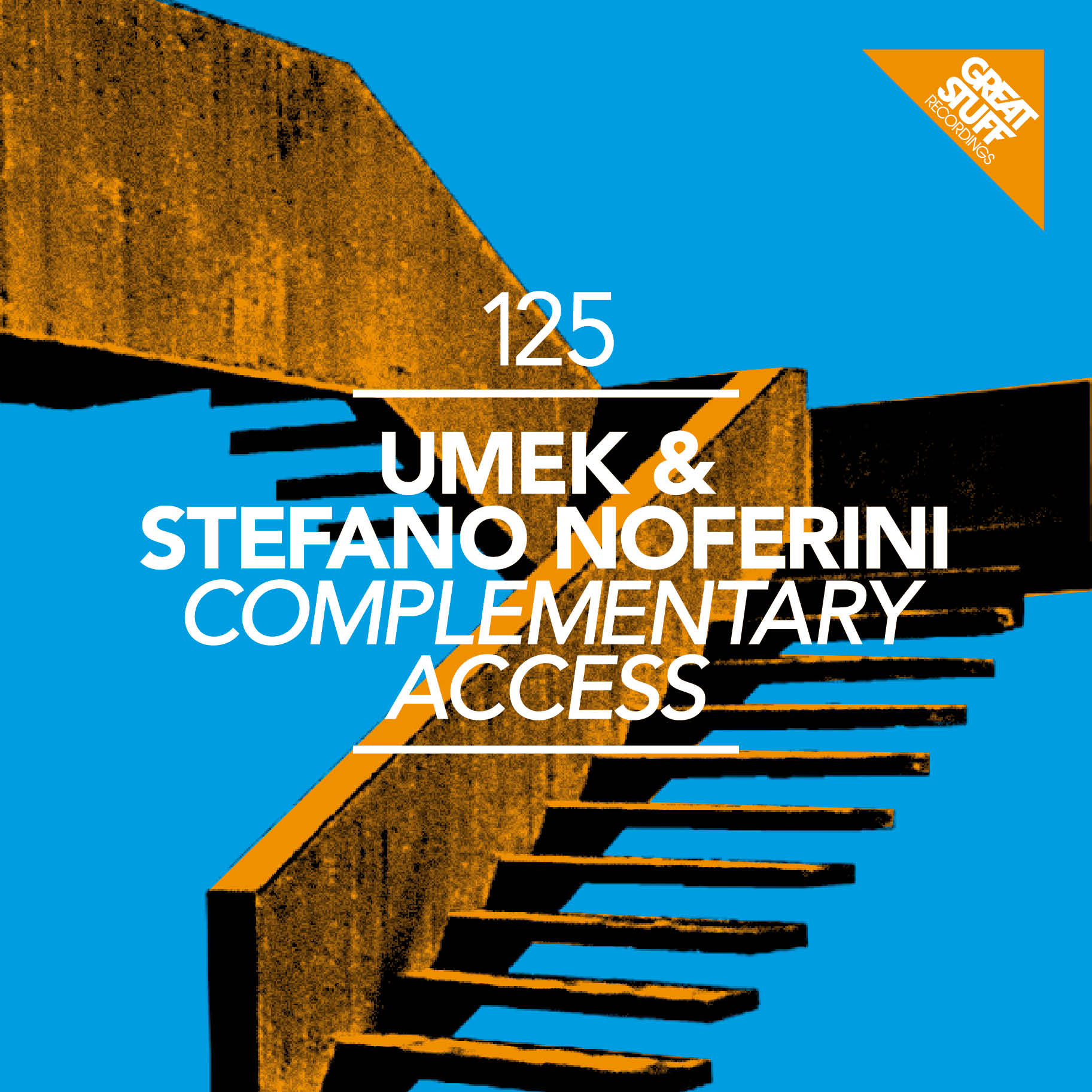Umek and Stefano Noferini - Complementary access