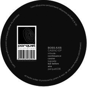 Boss Axis - Casino EP