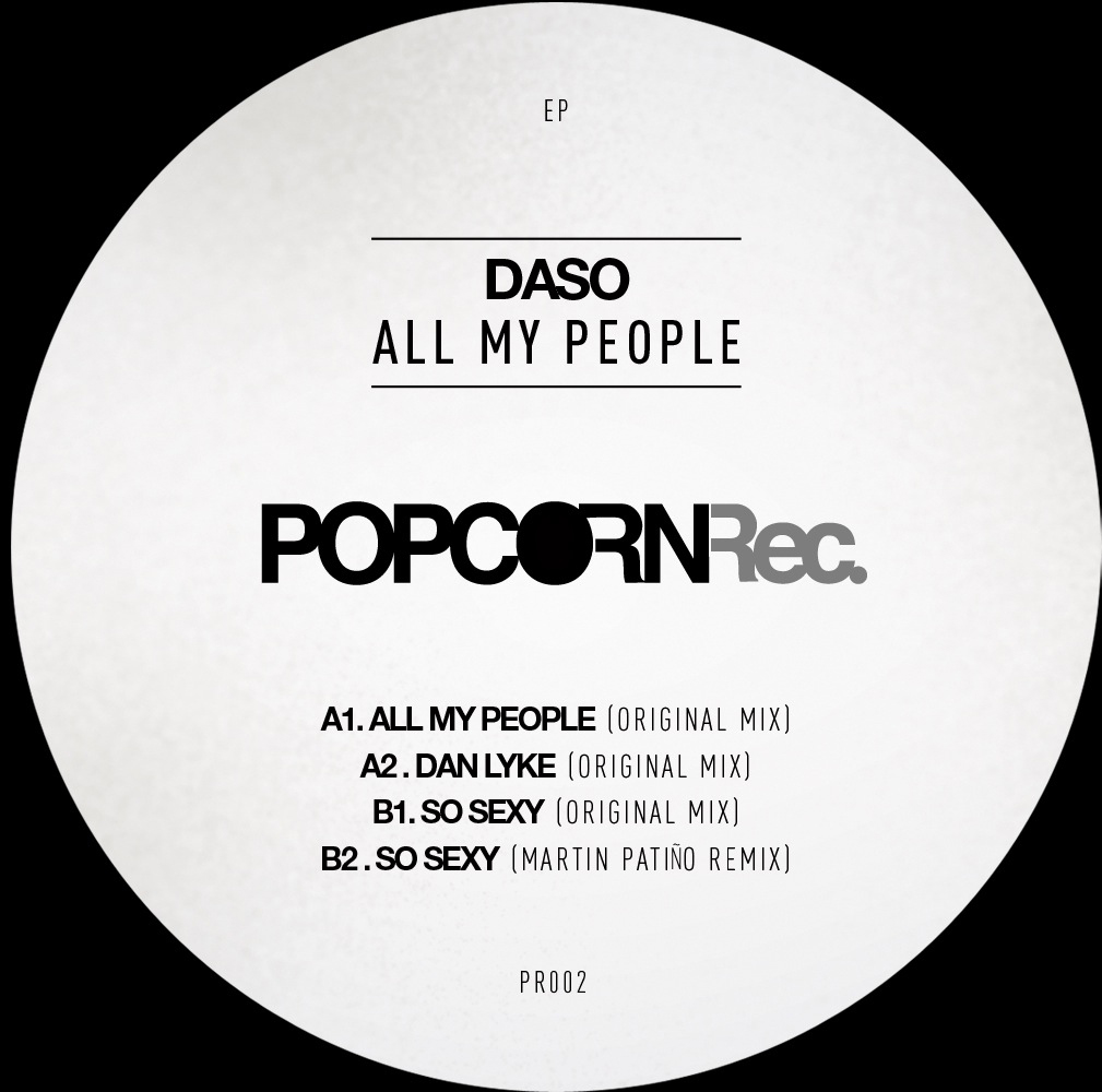 Daso - All my people EP