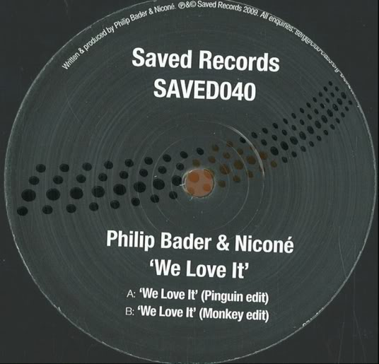 Philip Bader and Nicone - We love it
